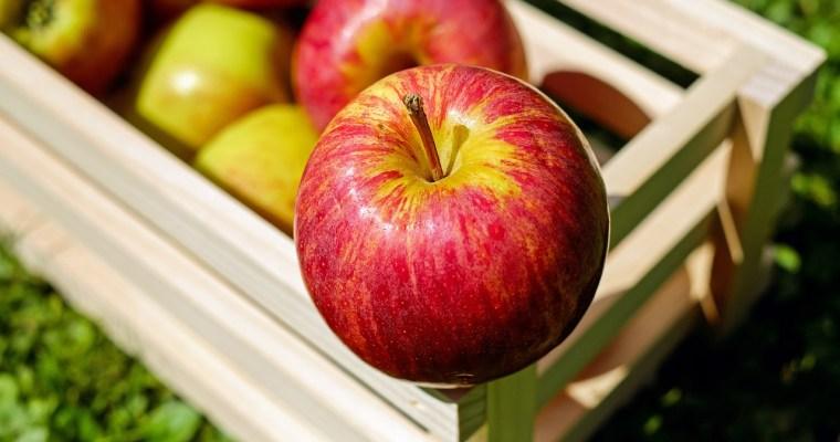 Bebefits of apple