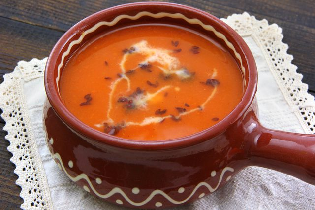 flaxseed Soups